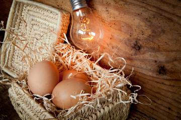 uova in cova