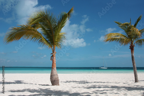 Carribean beach