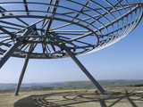 The Halo Public Art on Lancashire Moors Rossendale poster