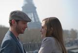 Un couple à Paris