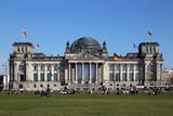 Fototapety Reichstag Berlin