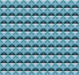 shiny blue metallic & glassy background