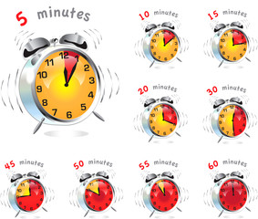 Alarm Timer Clocks