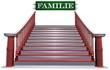 3D Treppe - FAMILIE