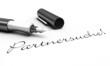 Partnersuche! - Stift Konzept