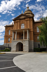 Auburn Courthouse in California