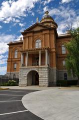 Auburn Courthouse in California