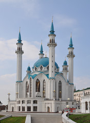 Russia, Kazan. Qol Sharif mosque