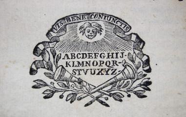 Ex-libris del siglo SVIII