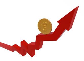 Business Graph / Money Concept II