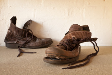 Tired Old Boots