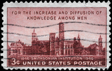USA - CIRCA 1946 Smithsonian Institution