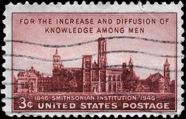 USA - CIRCA 1946 Smithsonian Institution