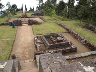 Candi Ceto, Hindu Temple - Central Java, Indonesia