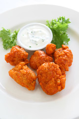 Boneless Chicken Buffalo Wings
