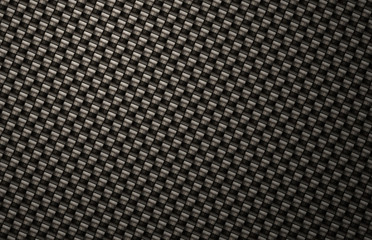 Carbon fiber background, black texture
