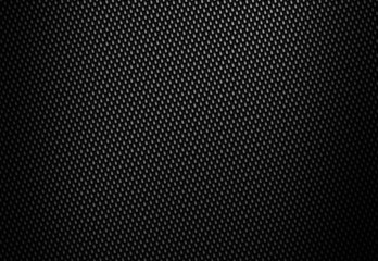 Carbon fiber background, dark texture