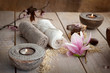 Natural spa setting - 40232302