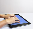 touch tablet concept