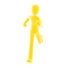run yellow