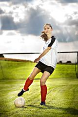 soccer girl