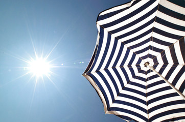 Attention au soleil !