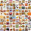 100 food images