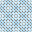 Vector blue and dark grey pattern seamless background