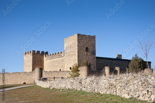 Castle of Pedraza, Segovia, Spain