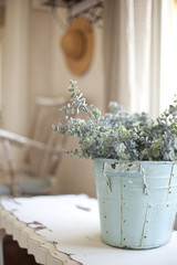 French Country Style Interior