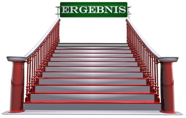 3D Treppe - ERGEBNIS