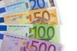 Euro Geldbündel