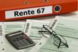 Rente 67