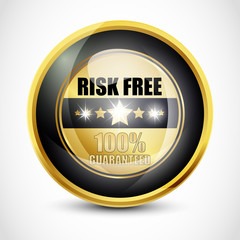 Risk Free Guaranteed Button