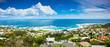 Leinwandbild Motiv Cape Town city panoramic image