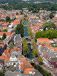 Delft Canal from above