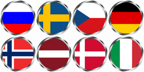 Group Stockholm ice hockey WM 2012