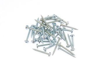 Chrome screws
