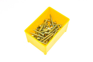 Screws in a box