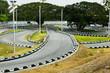 Go Kart Race Track.