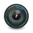 Professional photo lens