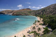 Hanauma Bay in Hawaii