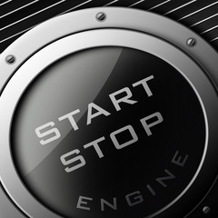 Engine-Button