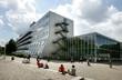 Leinwanddruck Bild - Das Wissenschaftliche Zentrum (WZ III) in Kassel