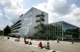 Fototapety Das Wissenschaftliche Zentrum (WZ III) in Kassel