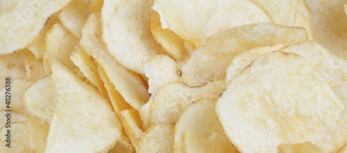 many of potato chips