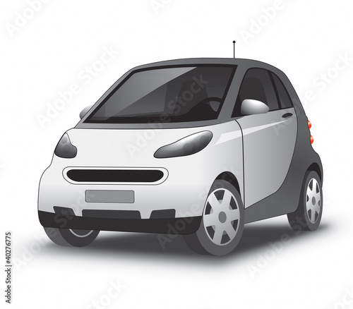Small city car