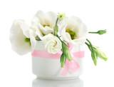 Fototapeta kwiaty - wazon - Inne