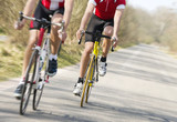 Fototapety Bicycle race