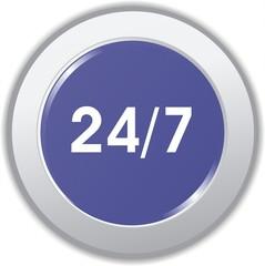 bouton 24/7